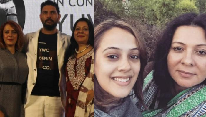 Yuvraj Singh's Wife Hazel Keech Wishes Her Mother-In-Law On Her Birthday With Their Twinning Picture