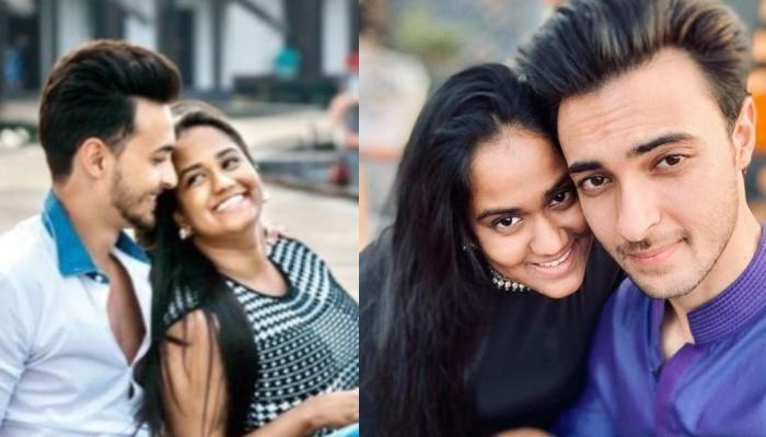 Arpita Khan Sharma Welcomes Aayush Sharma To The Thirties Club With An Adorable Birthday Wish