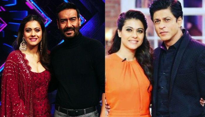 When Hubby, Ajay Devgn Forgot His Wedding Date With Kajol, But BFF Shah Rukh Khan Recalled [VIDEO]