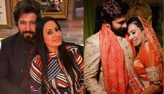 Kamya Panjabi Wears The Same Dress From Her First Meeting With Hubby Shalabh For His Birthday Dinner