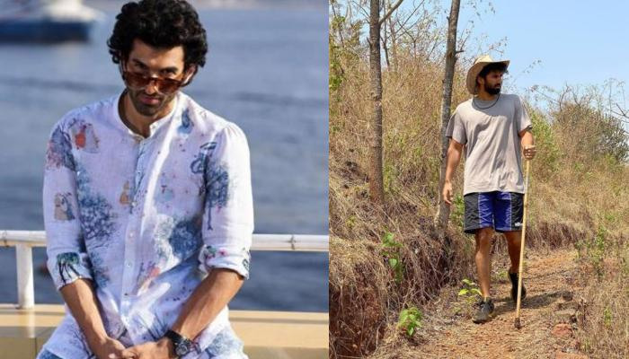 'Ludo' Actor, Aditya Roy Kapur Reveals Whether He Prefers 'Peeing' Or 'Making-Out' In Public