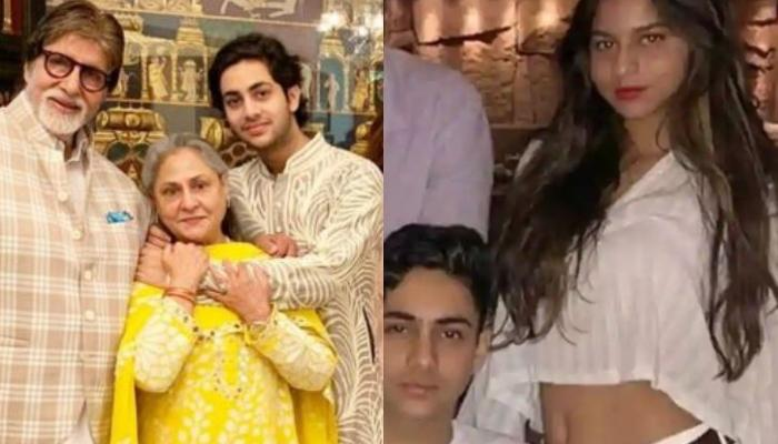 Amitabh Bachchan's Grandson, Agastya Nanda Makes Quirky Instagram Debut, Suhana Khan And Navya React