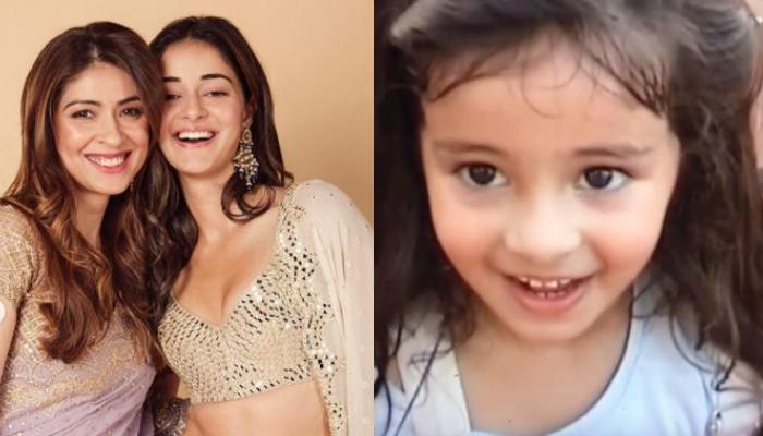 Bhavana Pandey Shares Her Daughter, Ananya Panday's 'Camera Obsessed' Video From Her Childhood Days