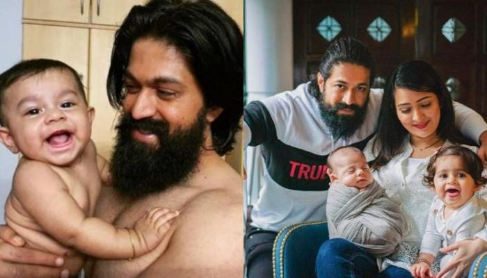 KGF Star Yash Is Planning A Grand Celebration For His Son, Yatharv's First Birthday [Details Inside]