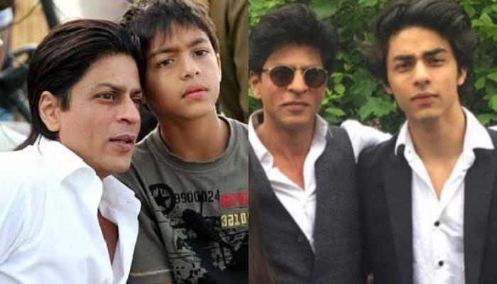 Shah Rukh Khan Reveals Why He Chose The Name 'Aryan' For His Elder Son In A Throwback Interview