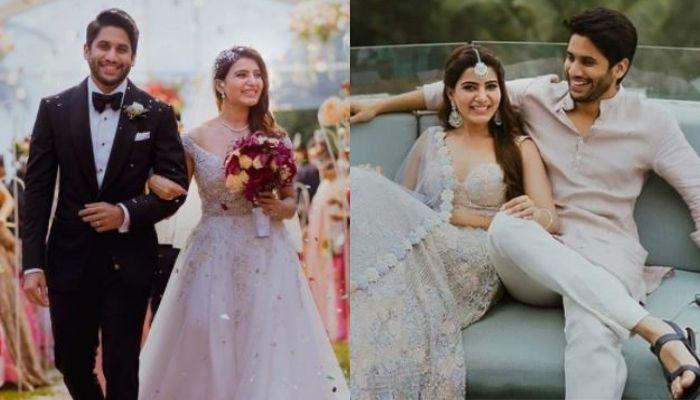 Samantha Akkineni And Naga Chaitanya's Romantic Fan-Made Video From Their 'Mehendi' Ceremony