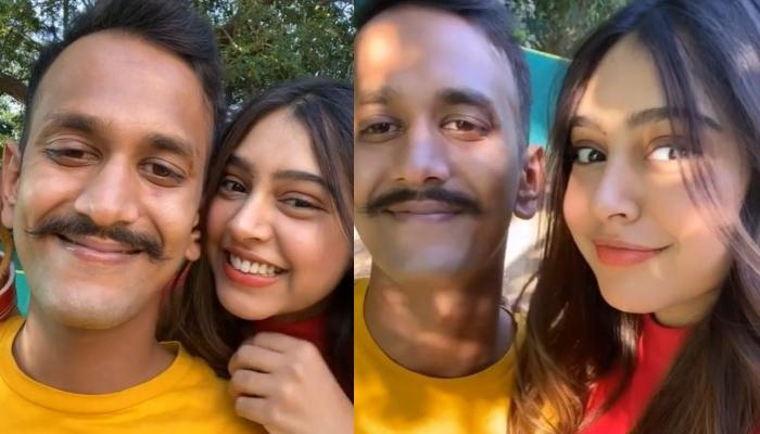 Niti Taylor's Mushy IG Reel With Hubby, Parikshit Bawa Gives Beautiful Glimpse Of Their Married Life