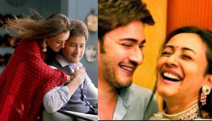 Namrata Shirodkar Shares Stunning Photo Of Her Hubby, Mahesh Babu From The Sets Of His Next Project