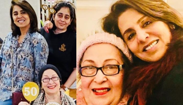 Neetu Kapoor Remembers 'Nanad', Ritu Nanda On Her 71st Birth Anniversary, Shares An Adorable Picture