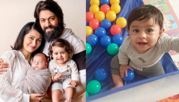 Radhika Pandit Shares A Just-Born Picture Of Yatharv With A Heartmelting Wish On His First Birthday