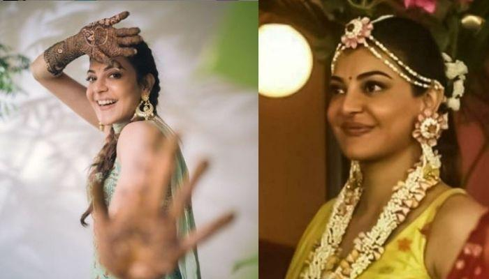 Kajal Aggarwal-Gautam Kitchlu are now married! First photos out