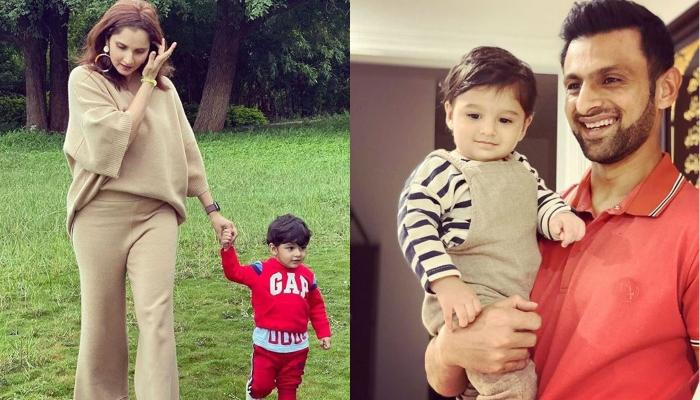 Sania Mirza And Shoaib Malik Share Family Pictures On Their Son Izhaan Mirza Malik's Second Birthday