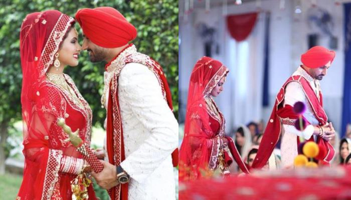 Harbhajan Singh And Geeta Basra Celebrate 5th Wedding Anniversary, Share Unseen Wedding Video