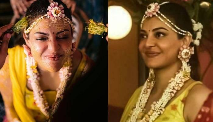 गौतम किचलू संग शादी के बंधन में बंधी काजल अग्रवाल, सामने आई ये खूबसूरत तस्वीरें
