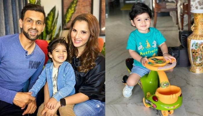 Sania Mirza And Shoaib Malik Host Son Izhaan's Second Birthday Bash, His Unique Cakes Are Unmissable