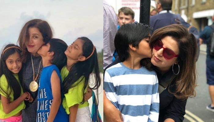 Farah Khan's Son, Czar Recites A Beautiful Poem For His Mother On Her Birthday, It Is All About Love