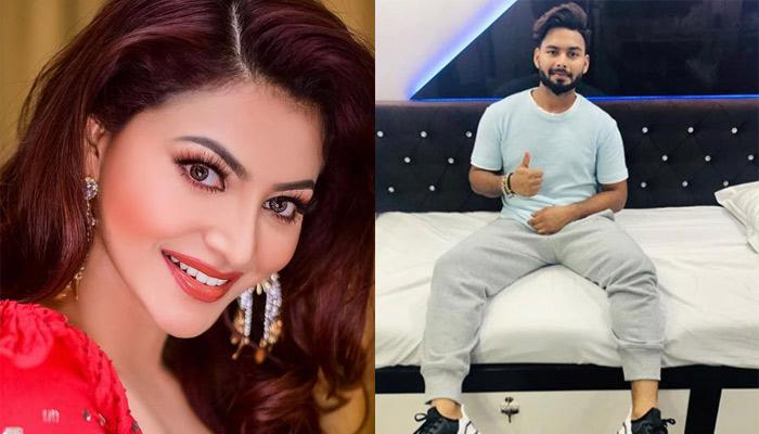 Urvashi Rautela Blocked On WhatsApp By Rumoured Boyfriend And Cricketer Rishabh Pant, Details Inside