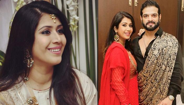 Ankita Bhargava Flaunts Baby Bump In An Unseen Picture From Maternity Photoshoot With Karan Patel