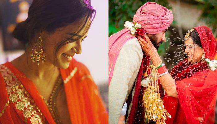 Mona Singh Shares First Selfie With Husband, Shyam To Kick-Start The New Year