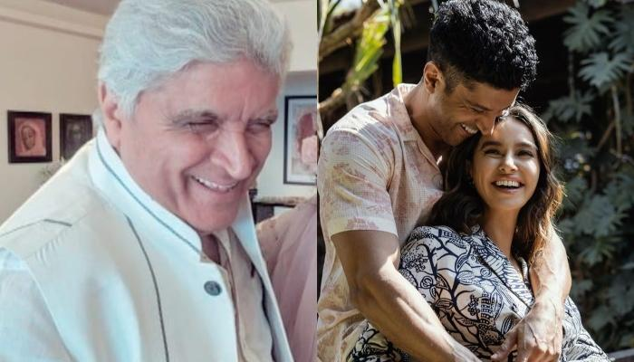 Javed Akhtar Talks About Son, Farhaan Akhtar's Marriage Rumours With Shibani Dandekar