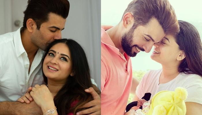 Mahhi Vij Shares A Cute Wish For Daughter, Tara Jay Bhanushali's First Lohri