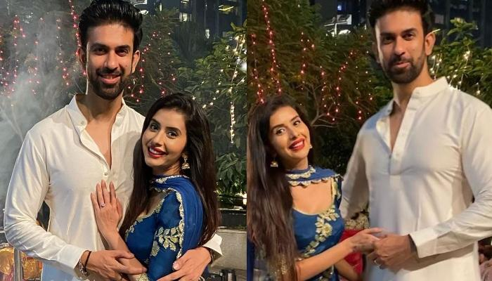 Charu Asopa And Rajeev Sen Celebrate Their First Lohri Together After The Wedding
