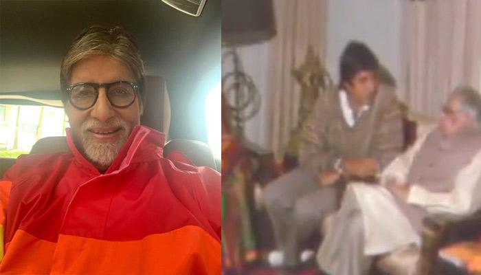 Amitabh Bachchan Reminisces Good Old Days In An Unseen Video With Harivansh Rai Bachchan, Teji, Jaya
