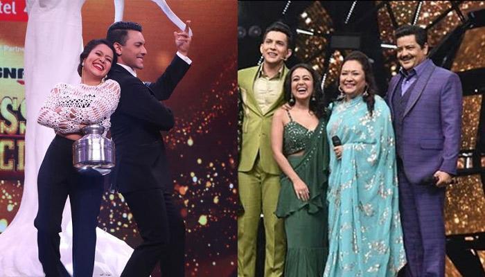 Neha Kakkar Calls Aditya Narayan's Mom, 'Sasu Maa' After She Praises And Accepts Her As Her 'Bahu'