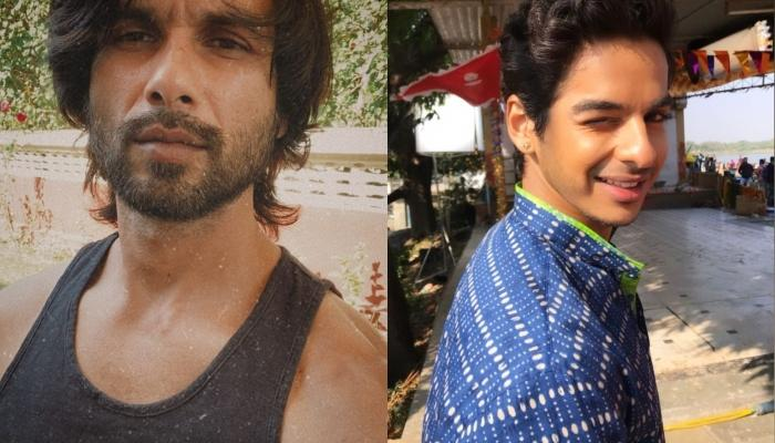 Shahid Kapoor Shares A Super Cute Picture On His Brother, Ishaan Khatter's Birthday