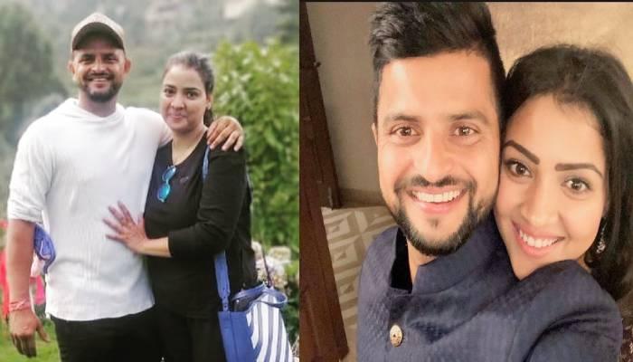 सुरेश रैना से शादी करने को राजी नहीं थीं पत्नी प्रियंका, मनाने के लिए करनी पड़ी ये थी मशक्कत