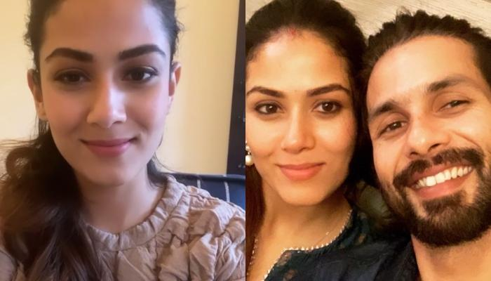 Mira Rajput Kapoor Gives A Hilarious Reply On Hubby, Shahid Kapoor's 'Miss You' Post
