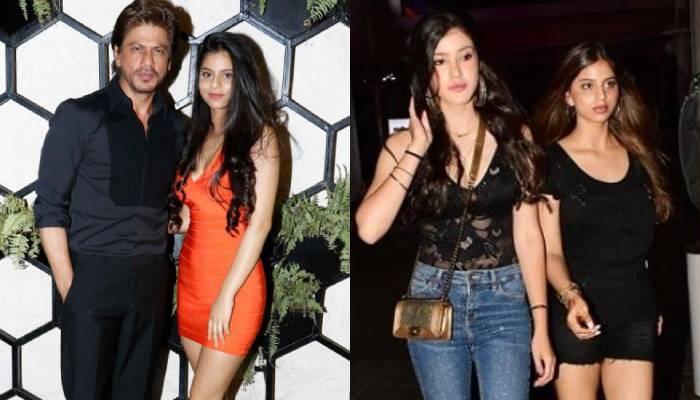 सुहाना खान ने पिता शाहरुख खान व बेस्ट फ्रेंड शनाया कपूर को किया बर्थडे विश, शेयर की खास फोटो