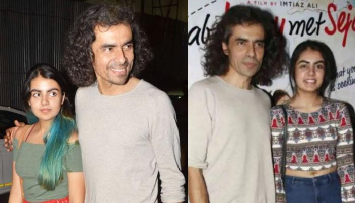 Imtiaz Ali Shares Photos With His Daughter, Ida Ali And Snow Castles From Their Trip To Antarctica