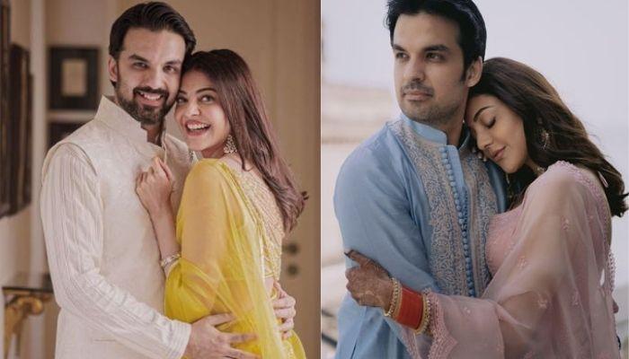 New Bride, Kajal Aggarwal Narrates Her 'Dating To Wedding Journey' With Husband, Gautam Kitchlu