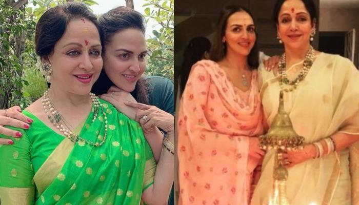 Hema Malini's Heartmelting Wish For Daughter, Esha Deol On Her 39th Birthday Is Filled With Love