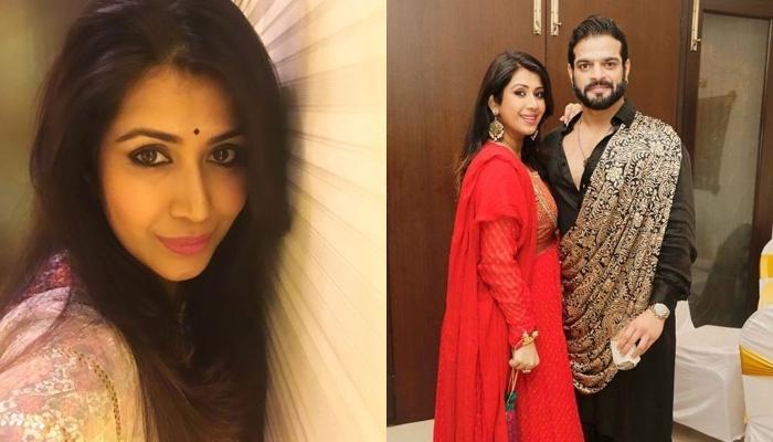 Ankita Bhargava Gears Up For Karwa Chauth In A Red Suit, Looks Like A 'Bhartiya Naari'