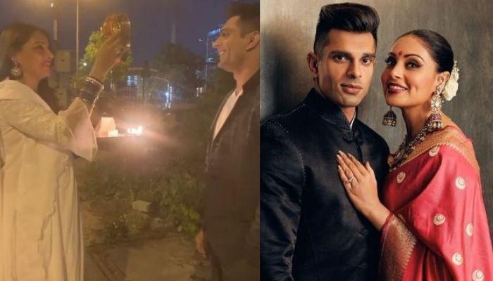 Bipasha Basu's 'Karwa Chauth' 2019 Video Of Breaking  Fast With Hubby, Karan Singh On The Streets