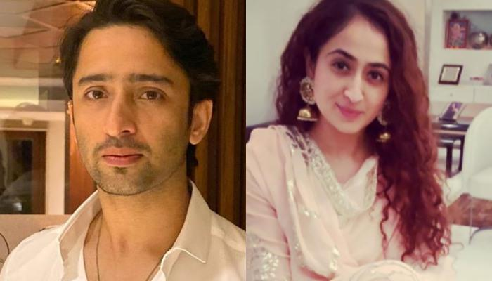 Shaheer Sheikh Confirms His Relationship With Ruchikaa Kapoor, Shares An Adorable Picture With Her