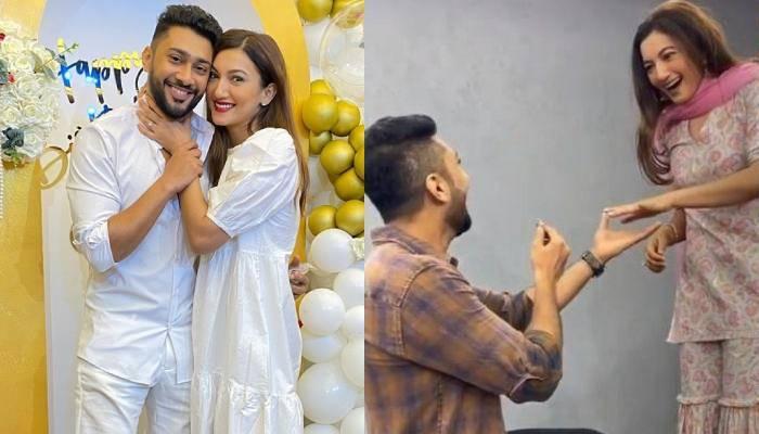 गौहर खान ने बॉयफ्रेंड ज़ैद दरबार संग की सगाई, शादी की तारीख भी आई सामने