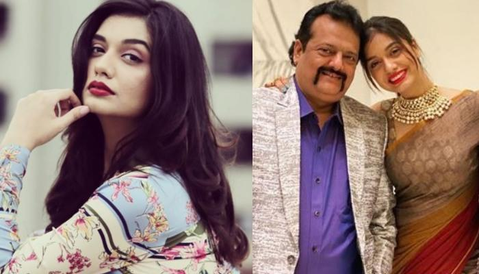 Divya Agarwal Gives Befitting Reply To Haters Who Trolled Her For Resuming Work Post Father's Death