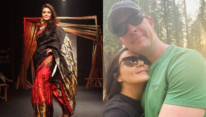 Preity Zinta Drops An Unseen Wedding Picture For Her Longest Karwa Chauth From Dubai To LA