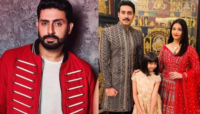Abhishek Bachchan Reveals He Kept Karwa Chauth Fast For His Wifey, Aishwarya Rai Bachchan