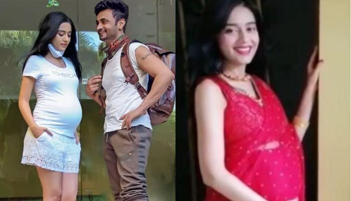 Amrita Rao And RJ Anmol Share The First-Ever Glimpse Of Their Baby Boy, Reveal His Name [Picture]