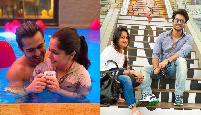 Dipika Kakar And Shoaib Ibrahim Go For A Mini-Getaway To Goa, Share Romantic Pictures And Video