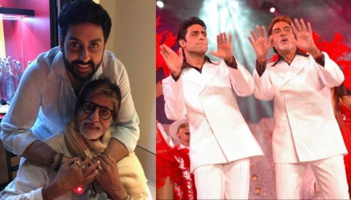 Abhishek Bachchan Reveals How His 'Paa', Amitabh Bachchan Never Produced Any Films For Him
