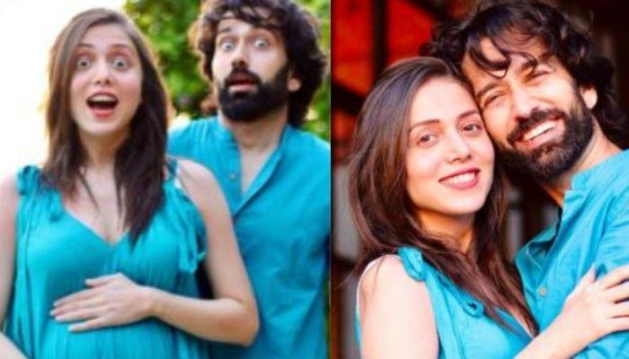 Nakuul Mehta And Jankee Parekh Announce Their First Pregnancy, Mom-To-be Flaunts Her Baby Bump