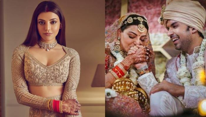 Kajal Aggarwal Surprisingly Reveals Whether She Will Take Her Hubby, Gautam Kitchlu's Surname Or Not
