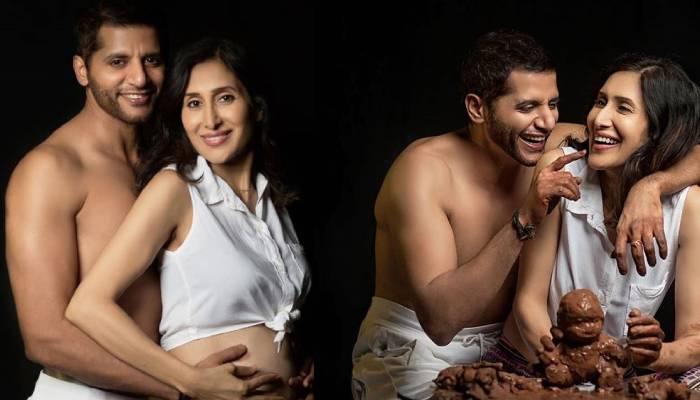 करणवीर बोहरा की प्रेग्नेंट वाइफ के पेट में किक मार रहा बेबी, एक्टर ने शेयर किया ये खास मोमेंट