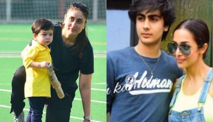 Kareena Kapoor Shares A Picture Of Taimur With BFF, Malaika Arora's Son, Arhaan On His 18th Birthday