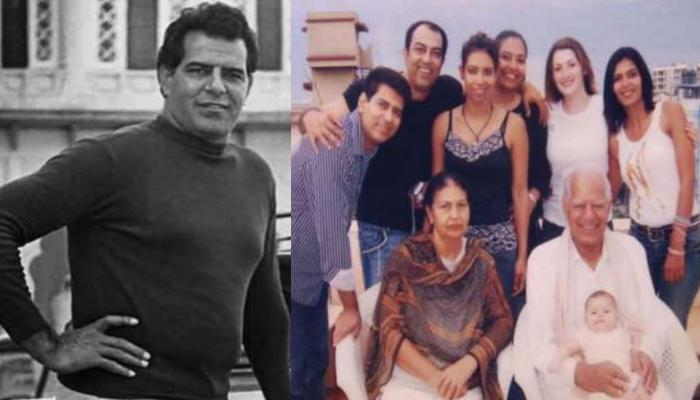 Dara Singh Randhawa And His Wife, Surjit Kaur's Photo With Their Kids Show Strong Family Resemblance